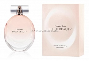 Calvin Klein CK - Sheer Beauty